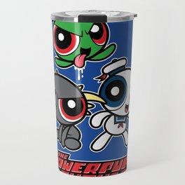The Powerpuft Ghouls Travel Mug