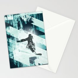 x-treme boarding Stationery Cards