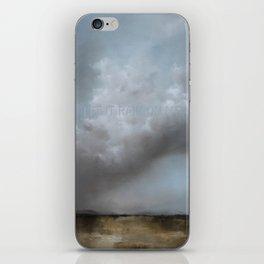 Let It Rain On Me  iPhone Skin