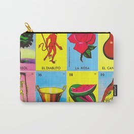 LOTERIA MEXICO Carry-All Pouch