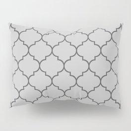 Imperial Trellis Winter 2019 Color: Gasp Gray Pillow Sham