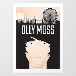 Olly Moss Art Print
