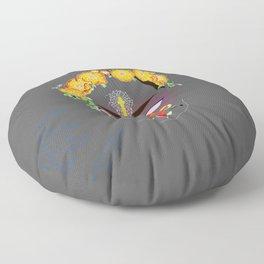 Muerte Floor Pillow