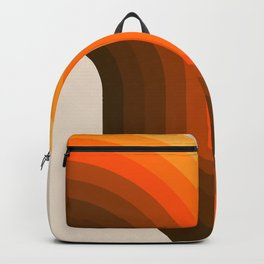 Golden Halfbow Backpack