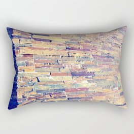 Waterfall Wall Version 1 Rectangular Pillow