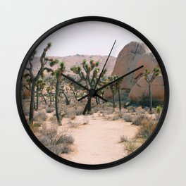 The magical path Wall Clock
