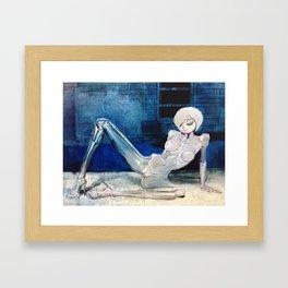 utako kato Framed Art Print