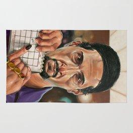 Jesus Quintana. Rug