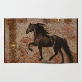 The Emperor's Stallion Rug