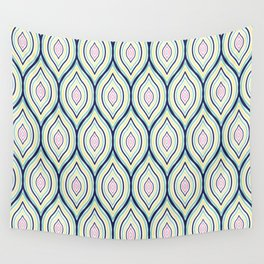 Ogee Feathers Wall Tapestry