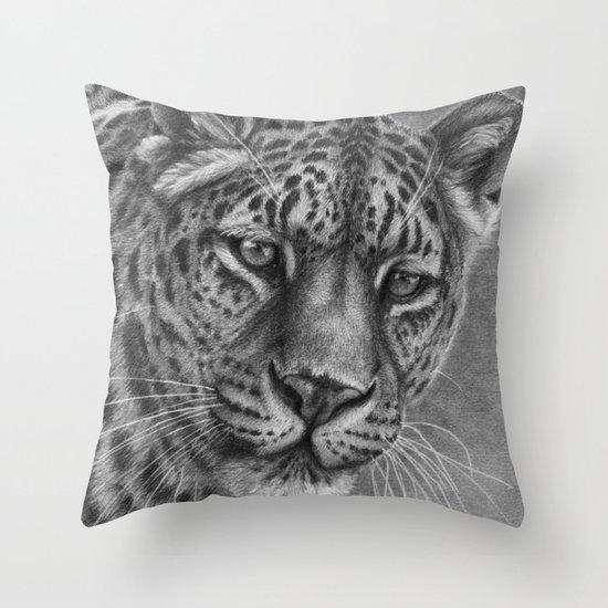 Panthera G2013-067 Throw Pillow