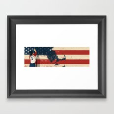 Bostonians Framed Art Print