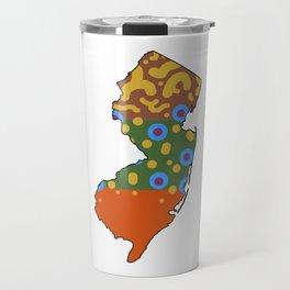 New Jersey Brook Trout Travel Mug