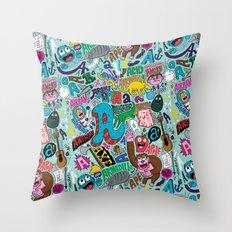 AAAAA's Throw Pillow