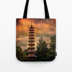 Kew Pagoda Tote Bag
