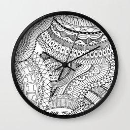 Renda Wall Clock