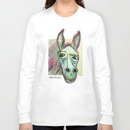 Pablo Pic-Ass-O Long Sleeve T-shirt