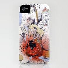 em poor mint Slim Case iPhone (4, 4s)