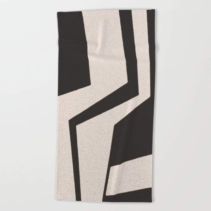 Crosswalk Beach Towel