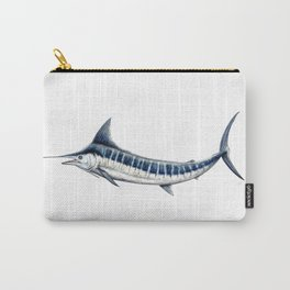 Blue Marlin (Makaira nigricans) Carry-All Pouch