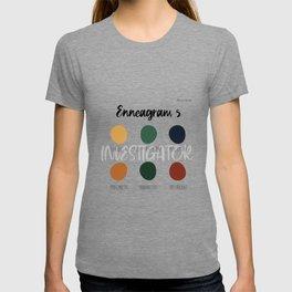 Enneagram 5 T-shirt