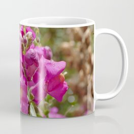 Bumblebee landing on Dragon skull Coffee Mug