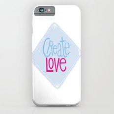 Create Love iPhone 6s Slim Case