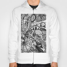 BLACK THOUGHTS  Hoody