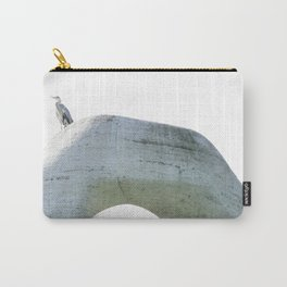 henry's heron Carry-All Pouch