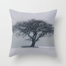 Ancient Tree Throw Pillow