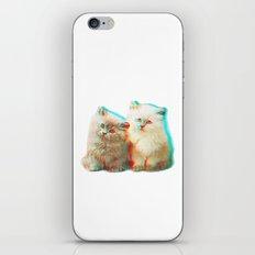 Meow Buddies iPhone & iPod Skin
