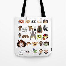 ABC3PO Episode II Tote Bag