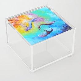 Mermaids Acrylic Box