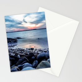 Lake Waco Long Exposure Stationery Cards