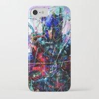 optimus prime iPhone & iPod Cases featuring OPTIMUS PRIME by Raditya Giga