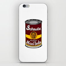 Schrute Fresh Cut Sliced Beets  |  Dwight Schrute  |  The Office iPhone & iPod Skin