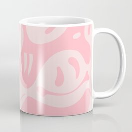 Liquify Pinkie Coffee Mug