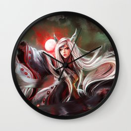 kaguya Wall Clock