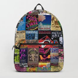 The Wall Concert Posters Backpack