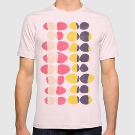 Painted Pebbles 3 T-shirt