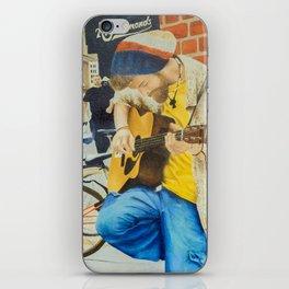 Canterbury iPhone Skin