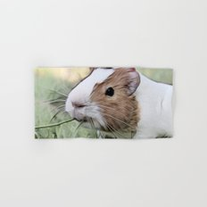 Impressive Animal - Guinea pig Hand & Bath Towel