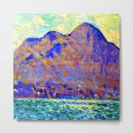 Childe Hassam Mount Beacon Metal Print