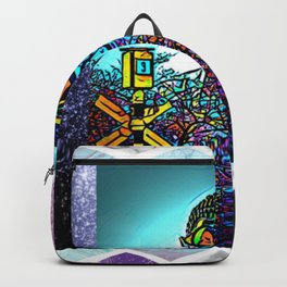 Right place Right time Backpack