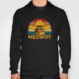 Meowdy Cat Hoody
