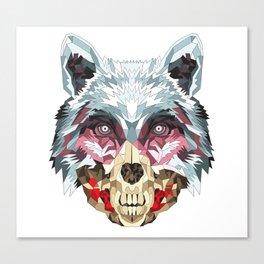 Walking Dead Frank Canvas Print