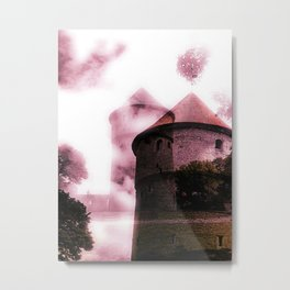 Old tower Metal Print