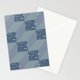 CubesVIII/ Stationery Cards
