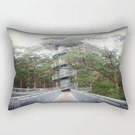 Otway Fly - Spiral Rectangular Pillow