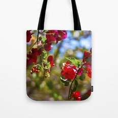 Bougainvillea II Tote Bag